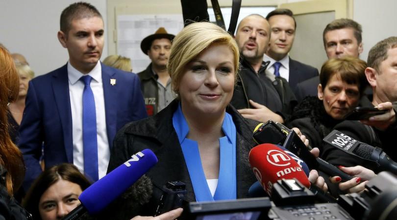 Pokrenut postupak protiv Predsjednice Republike Hrvatske Kolinde Grabar-Kitarović