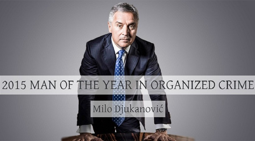 Đukanović – ličnost godine u Crnoj Gori