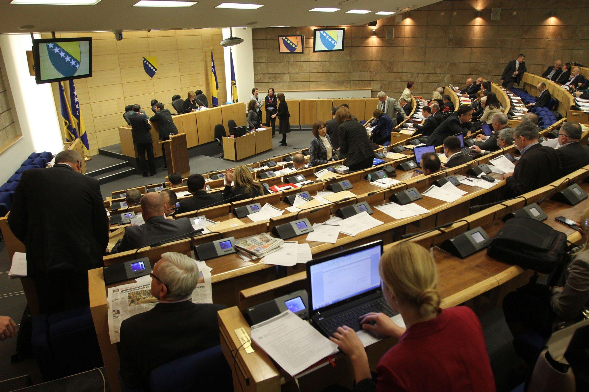 Izmjene i dopune Zakona o radu pred Parlamentom FBiH naredne sedmice