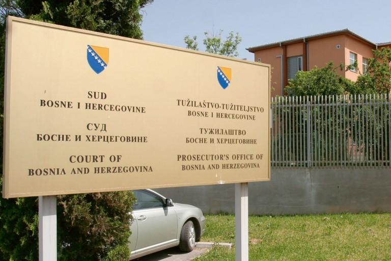 Sud i Tužilaštvo BiH osudili pritiske političkih stranaka na njihov rad