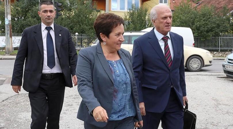 Ministrica odbrane Marina Pendeš oslobođena optužbi