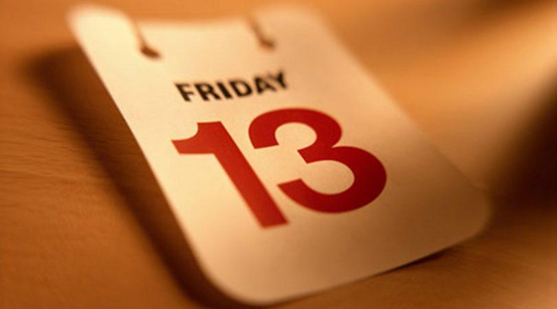 Danas je petak 13. – Zašto se ljudi boje ovog datuma?