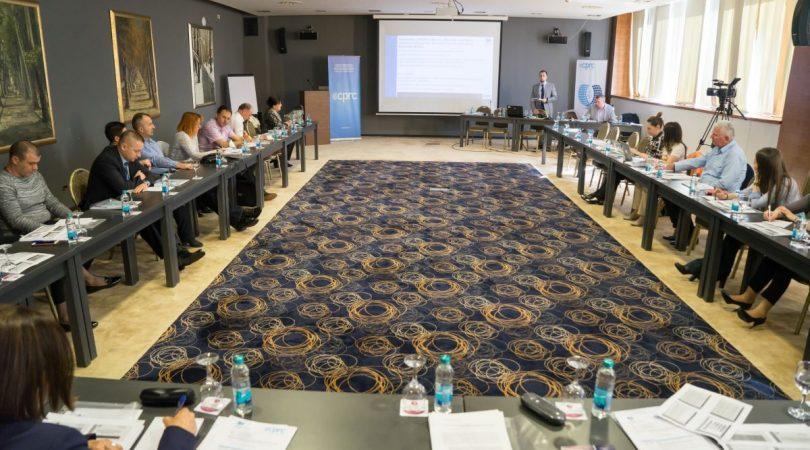 """CEST FBiH: Održan seminar na temu """"Upravljanje sudskim postupkom"""""""