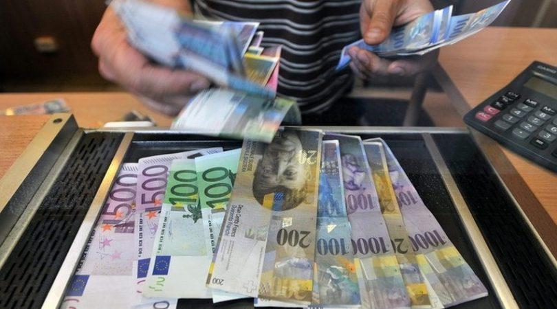 Švicarska: Glasanje o prijedlogu da svi građani imaju zagarantovana mjesečna primanja od 2.500 franaka