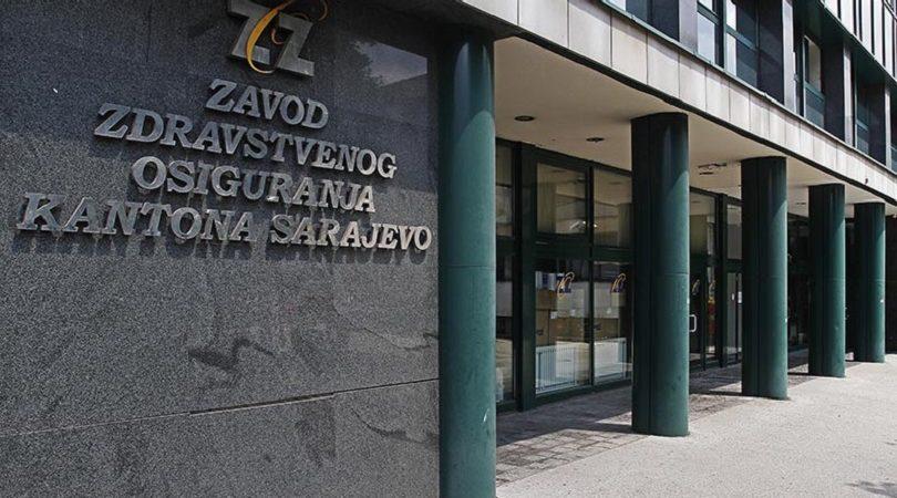 Nezakonitosti u poslovanju Zavoda zdravstvenog osiguranja Kantona Sarajevo
