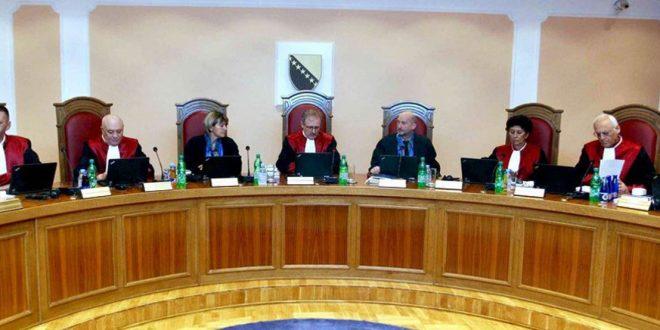 Za predsjednika Ustavnog suda Bosne i Hercegovine izabran sudija Zlatko M. Knežević