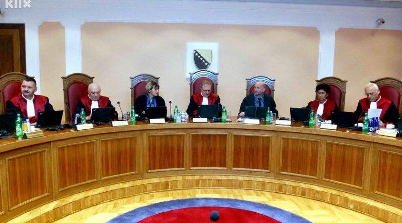 Ustavni sud BiH isplaćuje nezakonit iznos regresa