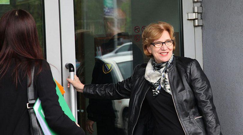 Sutkinji suda BiH Miletić dvije i po godine zatvora