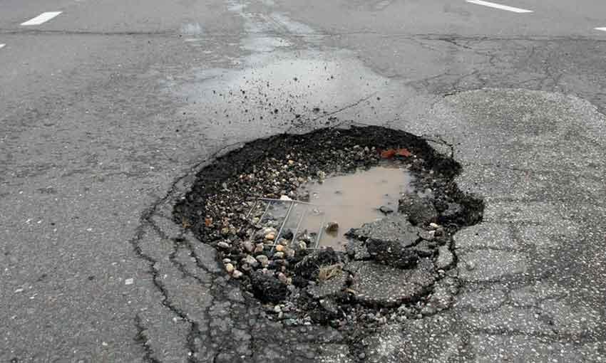 Oštetili ste vozilo od rupa na cesti – ovako do naplate štete